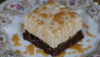 Caramel Macchiato Brownies  #FWConf