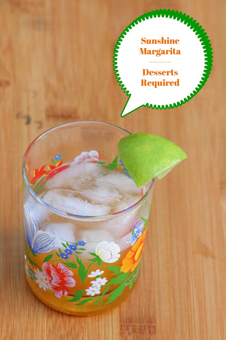 Desserts Required - SunshineMargarita