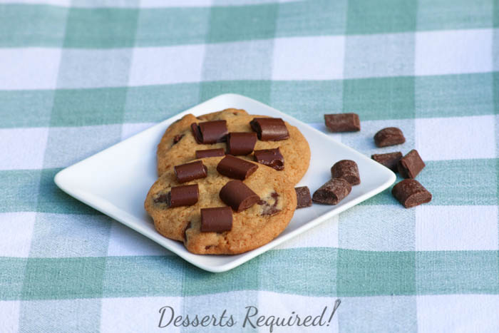 Desserts Required - Chocolate Chip Chocolate Chunk Cookies