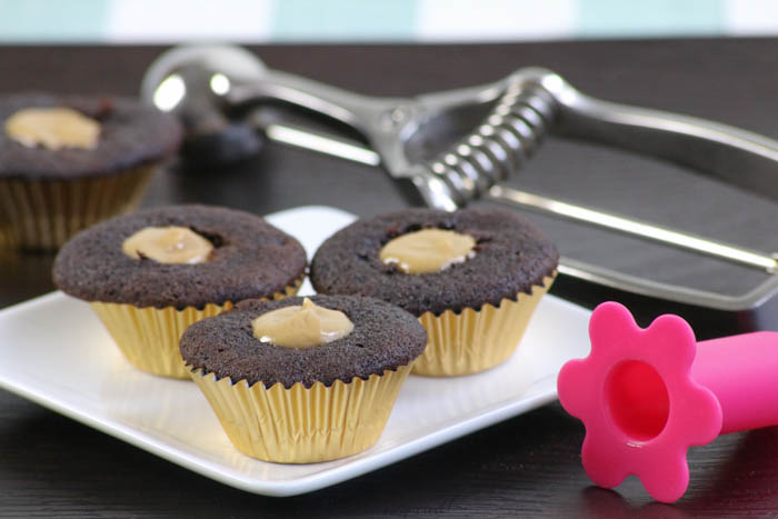 Desserts Required - Buckeye Cupcakes