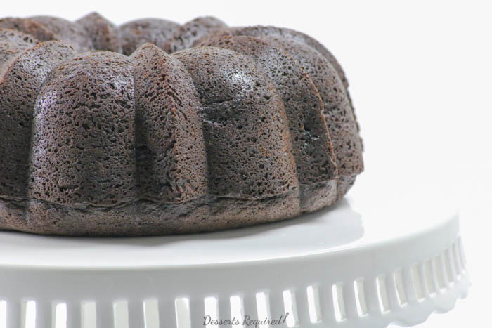 Desserts Required - Raspberry Liqueur Chocolate Raspberry Cake