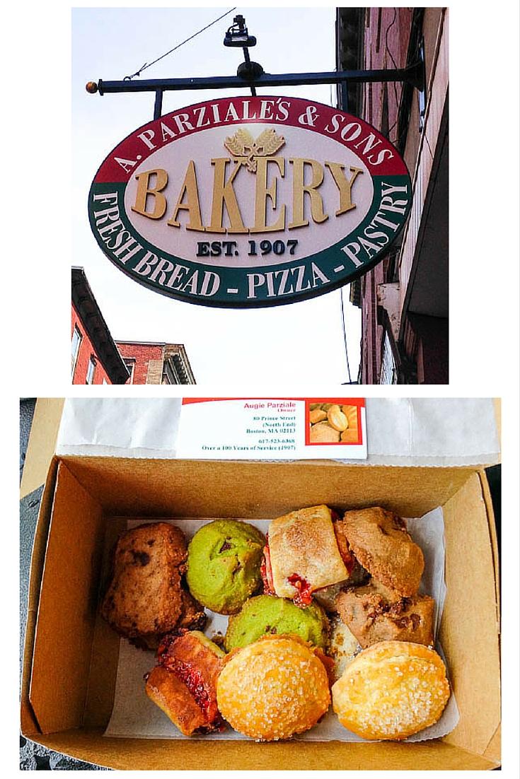 Dessert Quest Boston - Parziale's