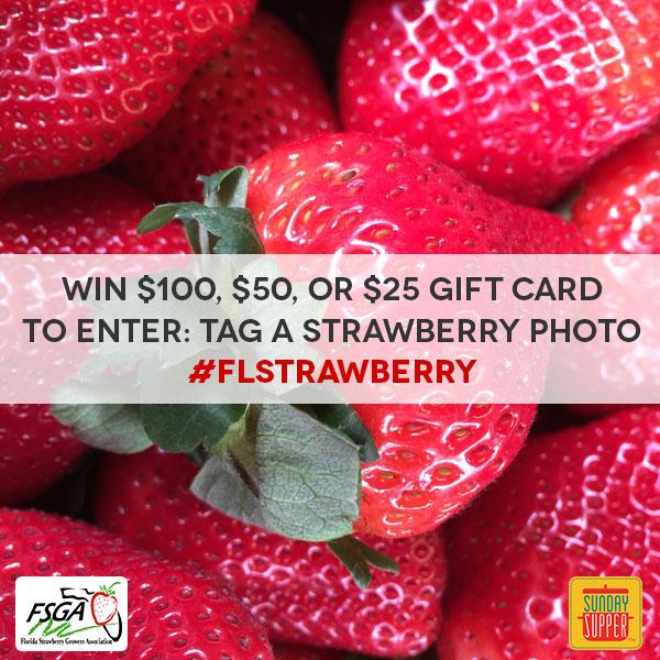 Florida-Strawberry instagram december 2015