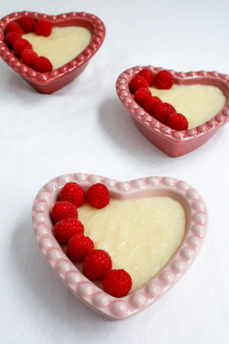 Coconut Pudding is a creamy decadent dessert perfect for Valentine's Day, Easter or any day of the year. An easy recipe, too.