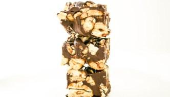 Chocolate Cashew Bark #CKMondaviWines