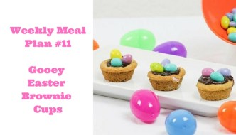 Weekly Meal Plan #11