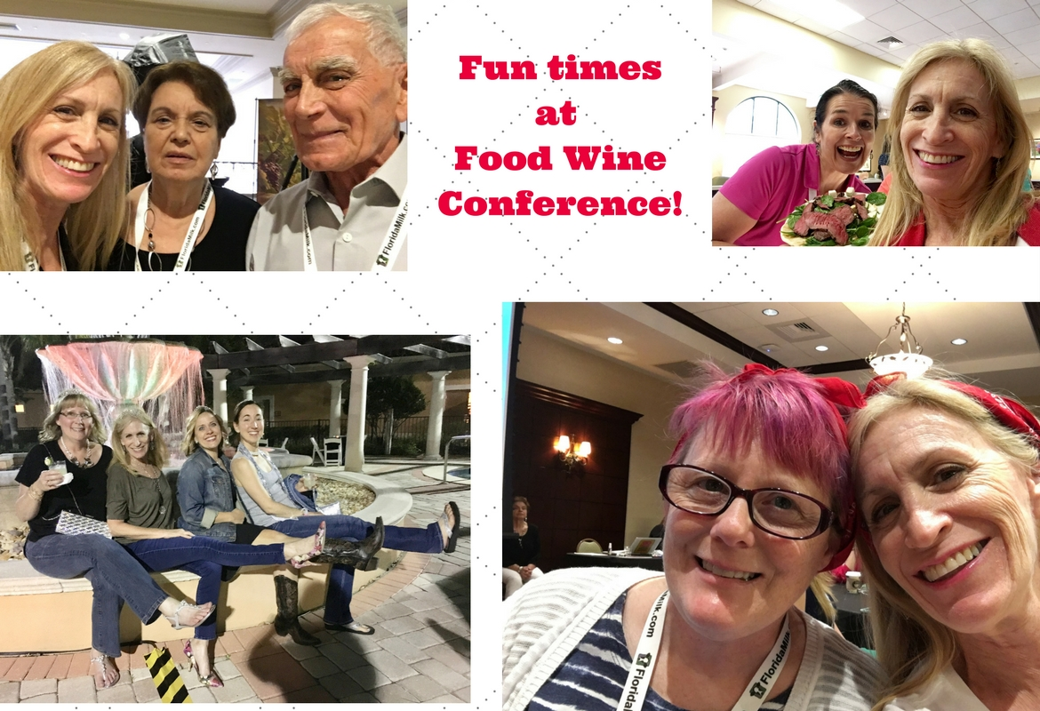 Food Wine Conference 2017 promises to raise the bar higher and cover even more ground for food/photography/travel bloggers.