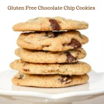 Gluten Free Chocolate Chip Cookies  #SundaySupper
