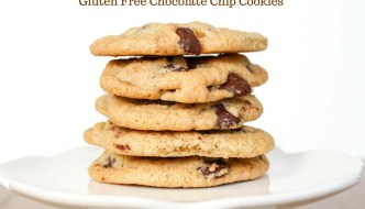 Gluten Free Chocolate Chip Cookies are a fabulous option when you are craving a decadent cookie and don't want the wheat!