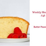 Weekly Meal Plan #48