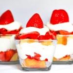 Strawberry Shortcake Parfait  #SundaySupper