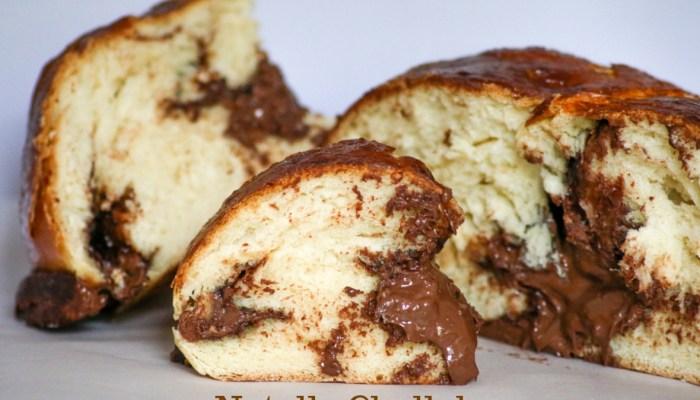 Nutella Challah