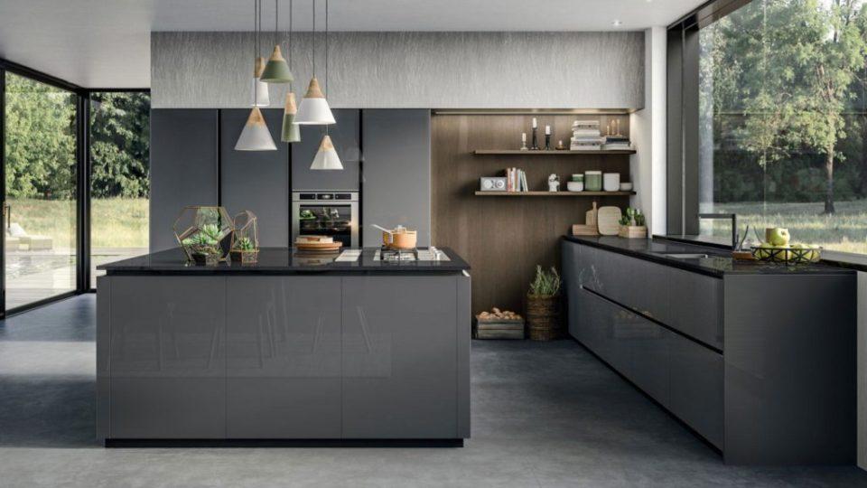 façade en verre armony cucine