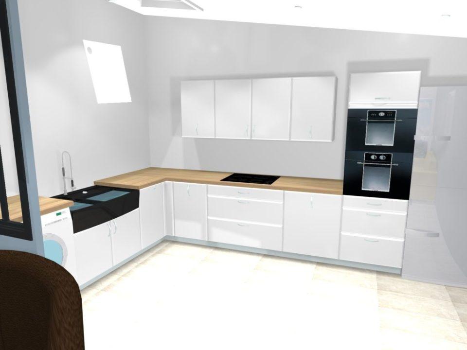 Je veux faire des travaux dans ma cuisine électro
