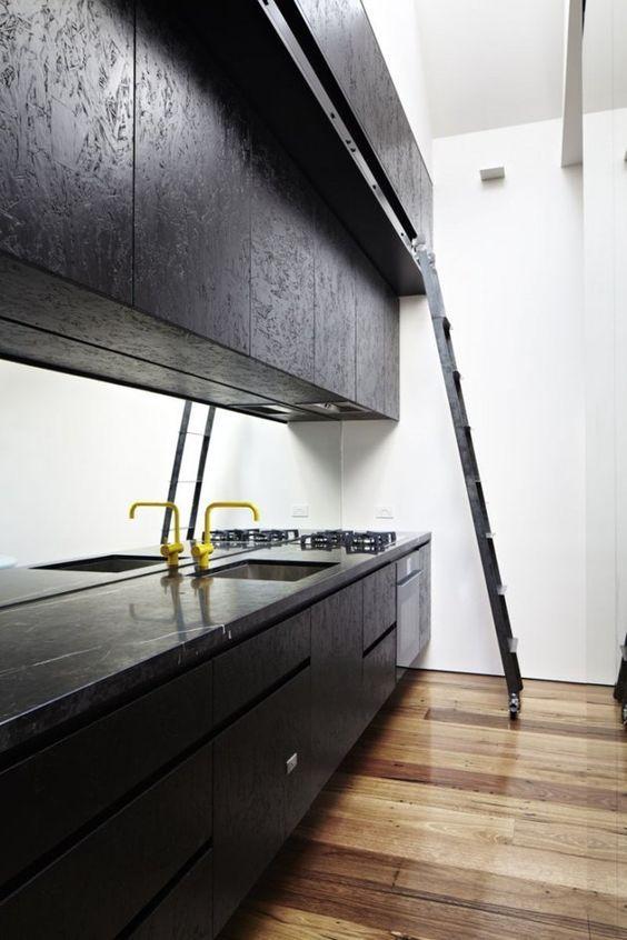 quels matériaux choisir les façades de sa cuisine l'OSB