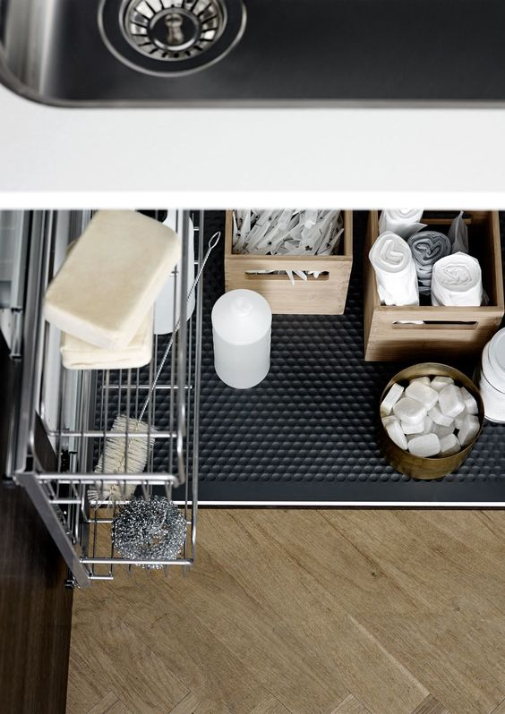 comment aménager mon sous-évier ?