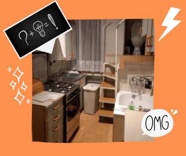 cuisine de bains - best of des pires cuisines