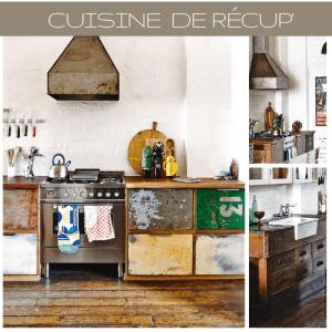 cuisine de style industriel
