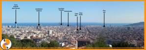 Les Couleurs de Barcelone avec Dessiner & Croquer la vie