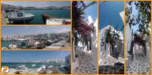 Santorin et les Cyclades avec Dessiner & Croquer la vie
