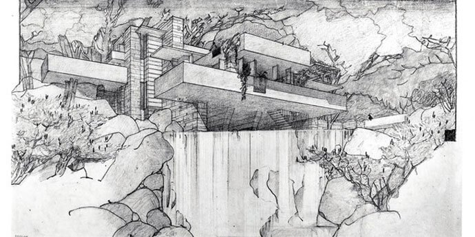 frank-lloyd-wright-dessinerenligne