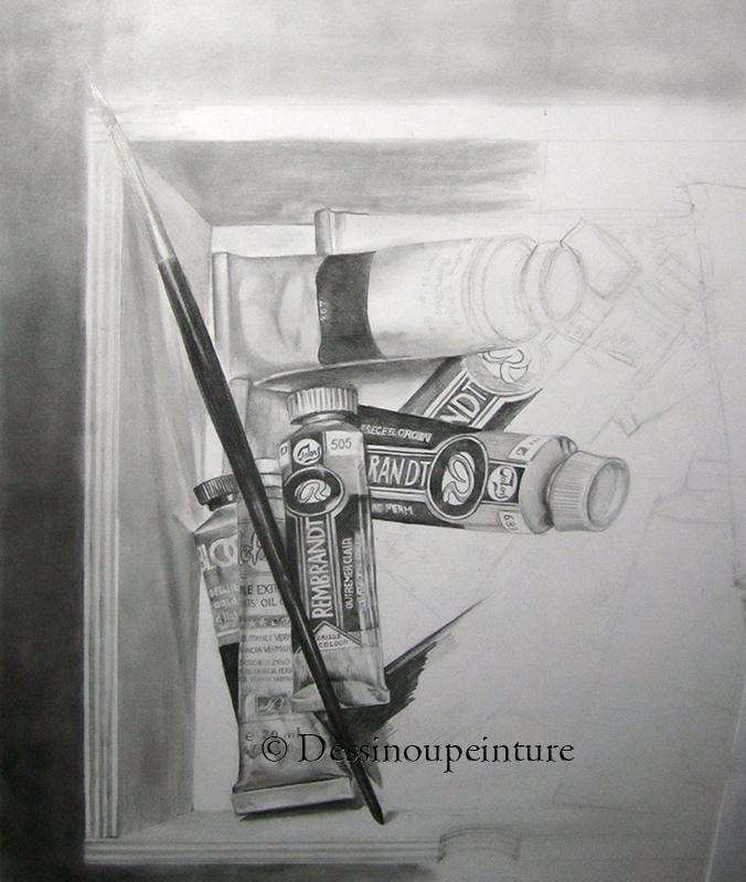 dessin graphite