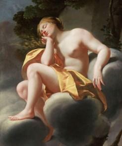 Venus 16e s - école de Vouet Musée des Beaux arts de Budapest