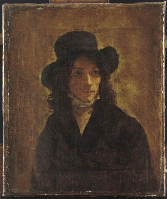 portrait, peinture