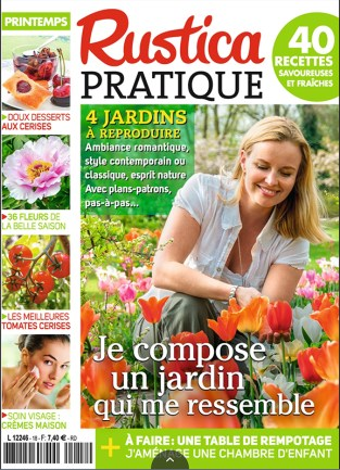 N° de printemps de Rustica Pratique