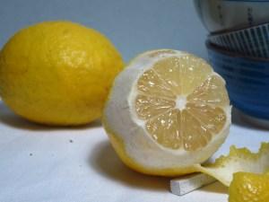 still life, citron , detail de nature morte