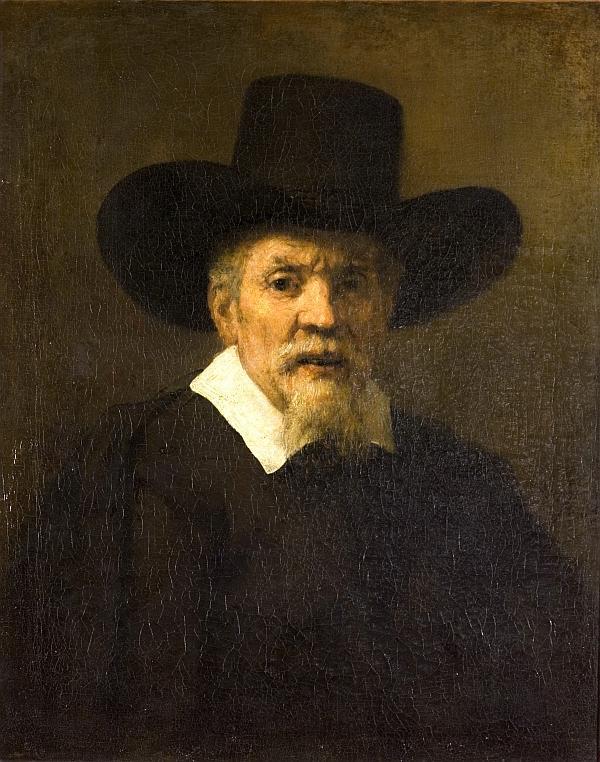 Portrait du Dr. Tholinx