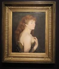 Portrait de Rousse de Charles Maurin