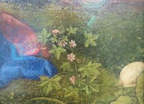 detail sur la vegetation - Titien