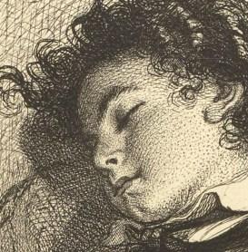 detail de gravure