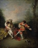 La surprise de Watteau