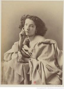 Portrait de femme