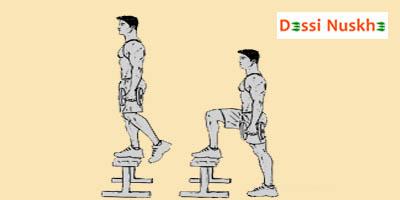 Dumbbell-Step-up