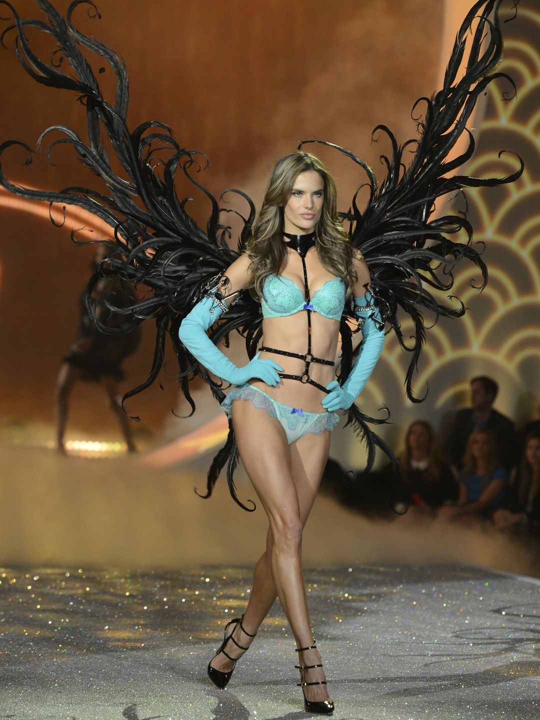 Victorias Secret Fashionshow New York 2013/2014 01