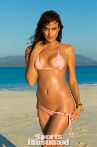 Irina Shayk Sports Illustrated Swimsuit 2014 - 04