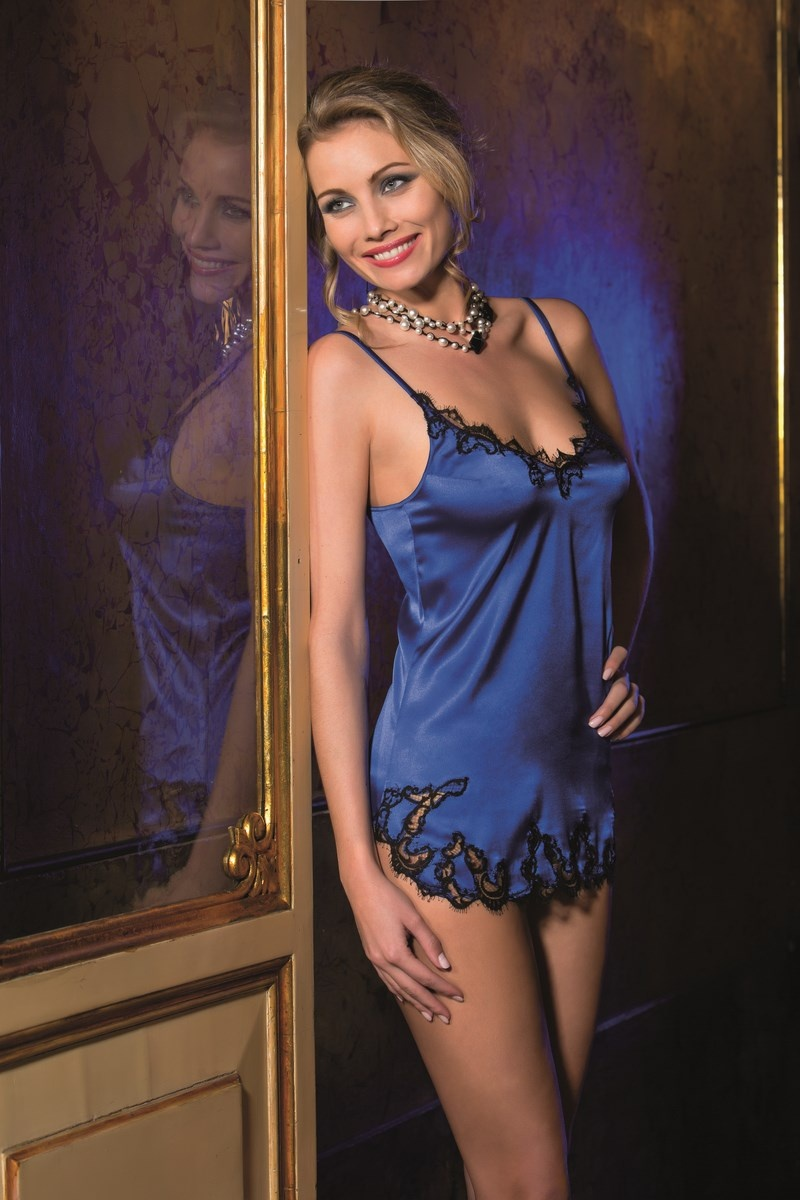 Cotton Club Dessous Argento