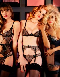 Agent Provocateur Winter 2015 Kollektion Knickers Forever 08