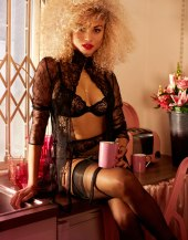 Agent Provocateur Winter 2015 Kollektion Knickers Forever 10