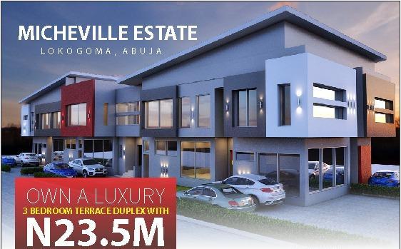 Own A Luxury 3 Bedroom Terrace Duplex