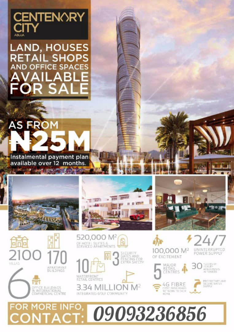Co-Investing at The Grove, Centenary City Abuja