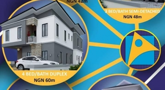 Cheap Land for Sale in Amen Estate Phase 2