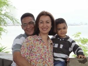 Joide e sua família