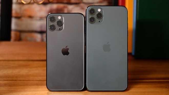 İPhone 11 Pro ve iPhone 11 Pro Max için arka kameralar
