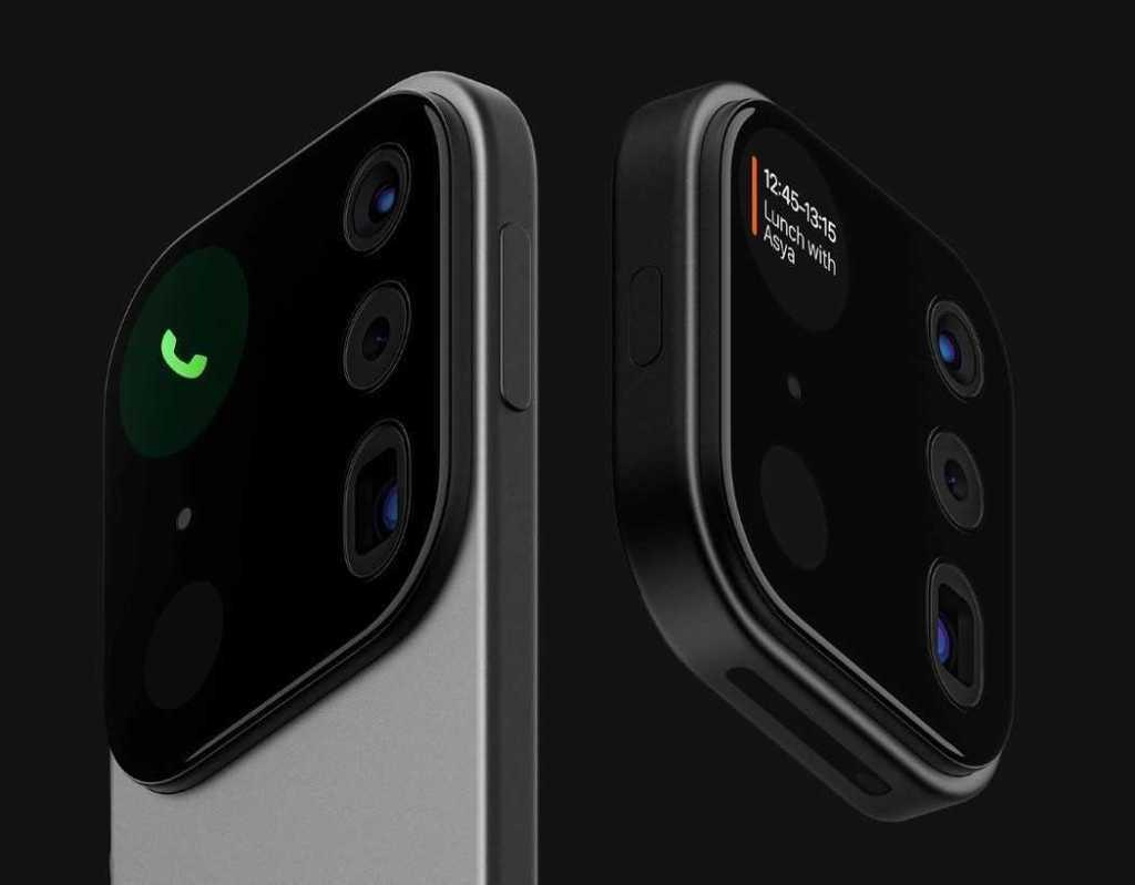 iphone kamera modulu konsepti