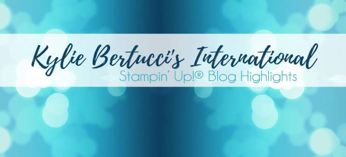 Kylie Bertucci's International Blog Highlights