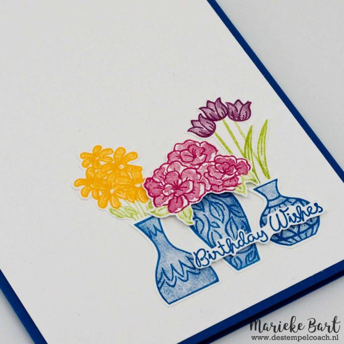 Vibrant Vases and Bases Builder Punch by Stampin' Up!